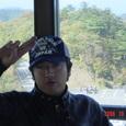 護摩山スカイタワー上部より
