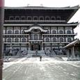 清大寺の大仏殿