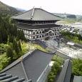 清大寺の五重塔からの眺め