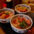 海鮮丼たち0(^-^)0