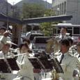 警察の演奏♪