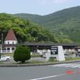 琵琶湖畔のドライブイン