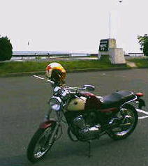 ソロツーリング〜琵琶湖〜
